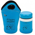 innovaciones-ms-thermos for solid food 750ml raining cats and dogs